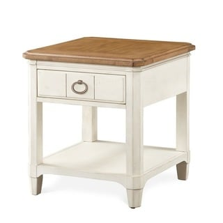 Millbrook Drawer End Table by Panama Jack