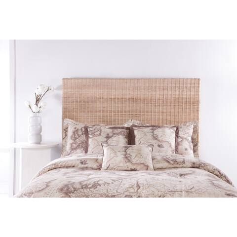 Driftwood Natural Core Headboard by Panama Jack