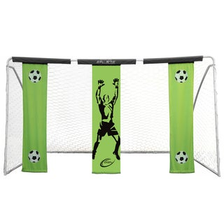 Skywalker Sports 12 x 7-foot Soccer Goal - Green
