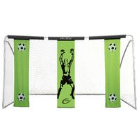 Skywalker Sports 12 x 7-foot Soccer Goal - Green