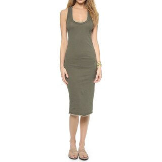 Enza 'Costa Ollive Racer Back Dress (3 options available)