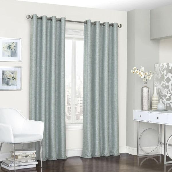 Eclipse Presto Room Darkening Grommet Window Curtain Panel