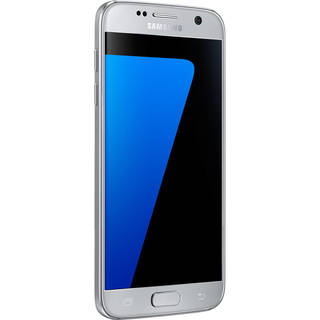 Samsung Galaxy S7 G930F 32GB Unlocked GSM Octa-Core Phone - Silver (Certified Refurbished)