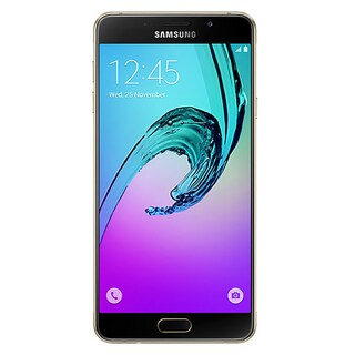Samsung Galaxy A7 A710M Unlocked GSM Dual-SIM 4G LTE Octa-Core Phone - Gold (Certified Refurbished)