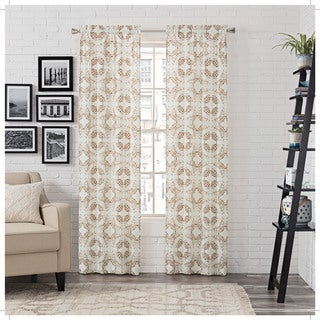 Pairs to Go Aldrich Window Curtain Panel Pair
