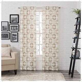 Pairs to Go Aldrich Window Curtain Panel Pair