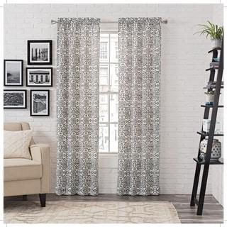 Pairs to Go Brockwell Window Curtain Panel Pair