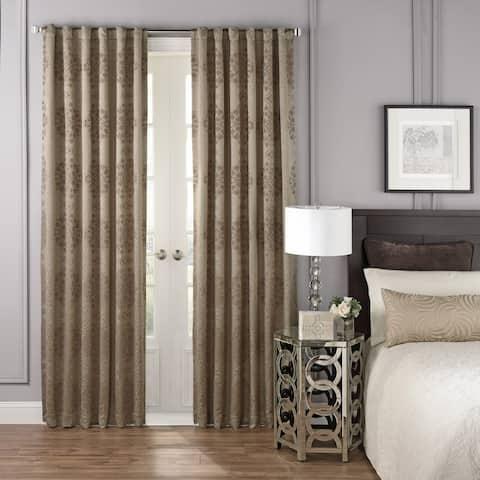 Beautyrest La Salle Blackout Window Curtain Panel - 52x108