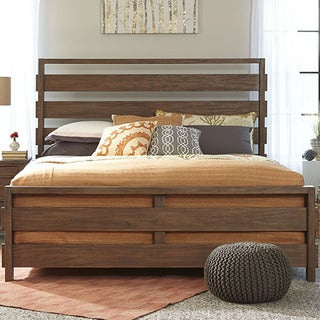 Driftwood Panel Bed by Panama Jack