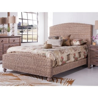 Driftwood Woven Bed by Panama Jack