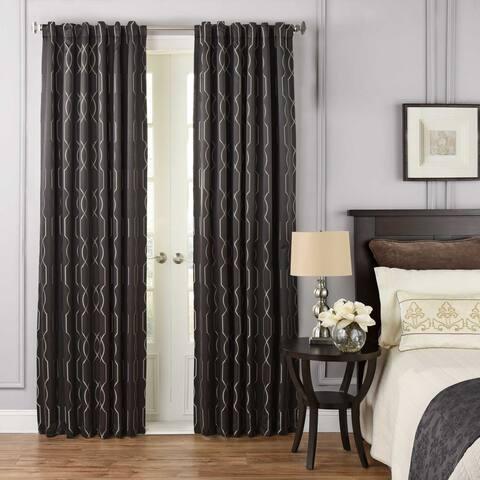 Beautyrest Yvon Blackout Window Curtain Panel - 52x84