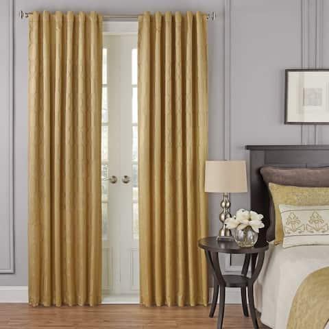 Beautyrest Yvon Blackout Window Curtain Panel - 52x108