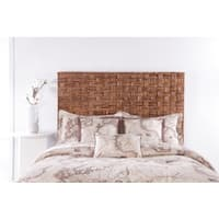 Driftwood Banana Coffee Headboard by Panama Jack