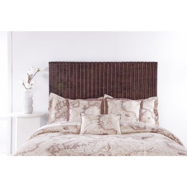 Driftwood Cocoa Core Headboard by Panama Jack. Opens flyout.