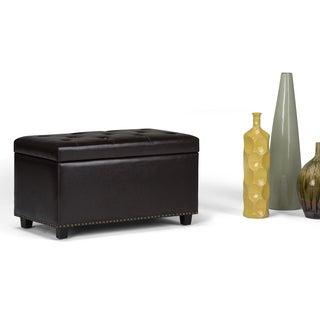 WYNDENHALL Reese Storage Ottoman Bench
