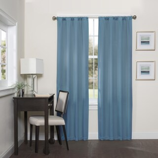 Eclipse Darrell Thermaweave Blackout Window Curtain Panel (More options available)