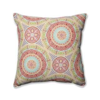 Pillow Perfect Outdoor/ Indoor Delancey Jubilee 25-inch Floor Pillow