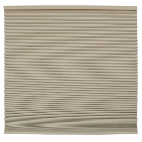 Keystone Fabrics Blackout Cordless Cellular Shade Flagstone 18 to 30 inch wide x 48 inch drop