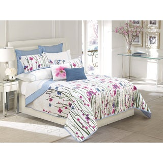 Sabrina Printed Quilt and Sham Set