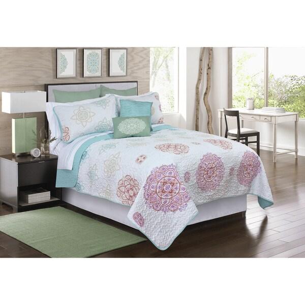 Macy Printed Quilt Set