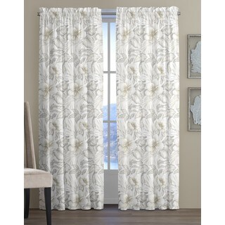 Tommy Bahama Casablanca Dune Curtain Panel (Pair)