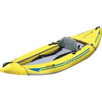 Attack Whitewater Yellow PVC Kayak