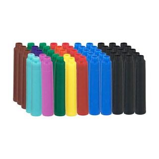 Thornton's Luxury Goods Short Standard International Fountain Pen Ink Cartridges (Case of 50)
