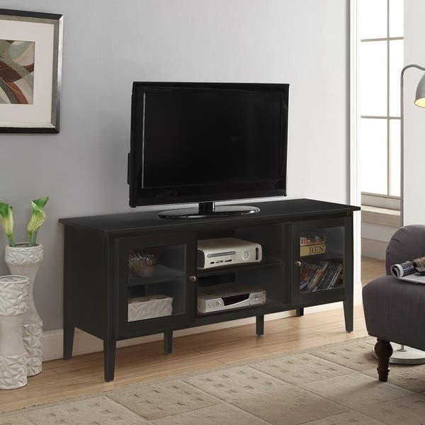 Briarwood Home Decor Wood 52 Inch Tv Stand On