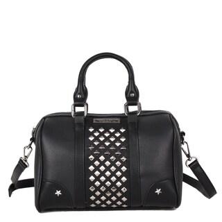 Nikky Dido Black Boston Handbag