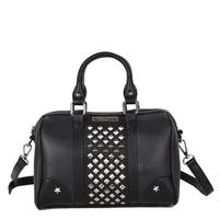 Nikky Dido Black Boston Handbag