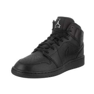 Nike Jordan Kids Air Jordan 1 MID (GS) Basketball Shoe