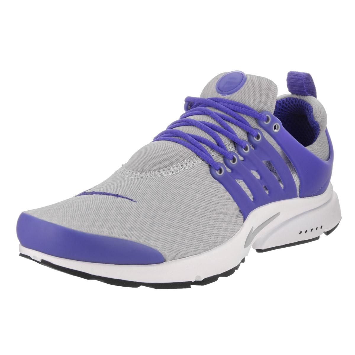 Nike Men's Air Presto Essential Running Shoe (10), Grey (...