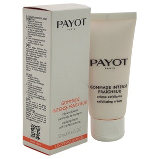 Payot Gommage Intense Fraicheur 1.6-ounce Exfoliating Cream