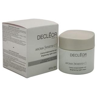 Decleor Aroma White C+ 1.69-ounce Brightening Night Cream