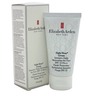 Elizabeth Arden 1.7-ounce Eight Hour Cream Intensive Daily Moisturizer for Face SPF 15