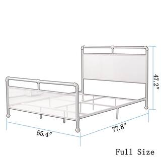 Buy Full Double Metal Beds Online At Overstockcom Our Best