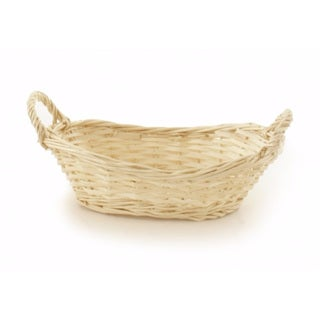 Wald Imports Natural Natural Willow Tray