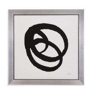 Bassett Mirror Company 'Kinetic III' Wall Art