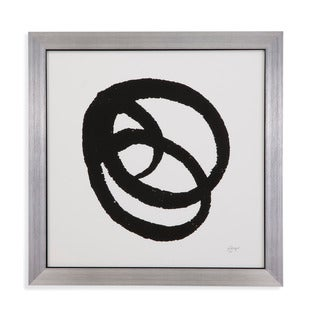 Bassett Mirror Company 'Kinetic III' Wall Art