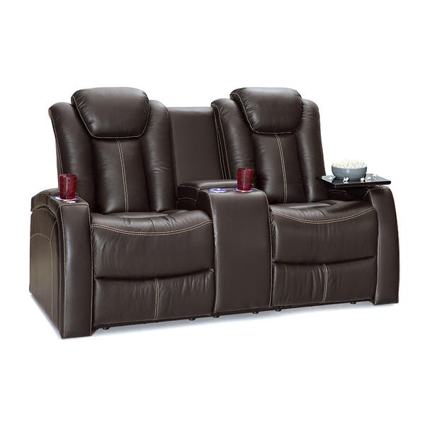 Leather Home Media Sofa Recliner