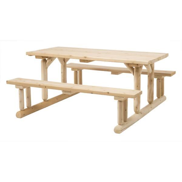 Stainless Steel Bathroom Vanity Cabinet, Shop Bestar White Cedar Riverside Picnic Table Overstock 14678501