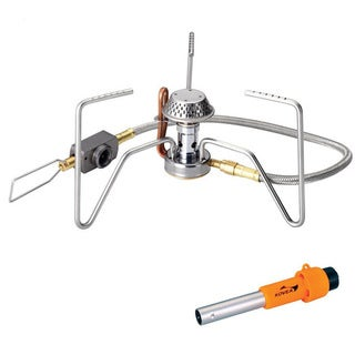 Spider Grey Camping Stove