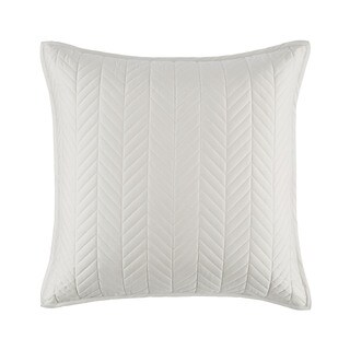 Jones New York Classic Quilted Decorative Pillow