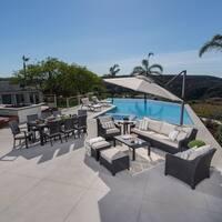 Deco 20pc Estate Set - Slate Grey