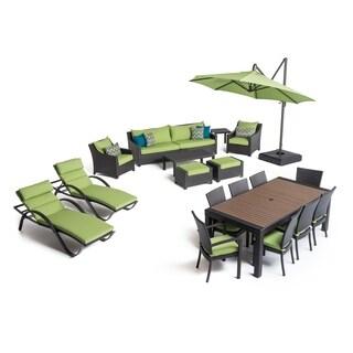 Deco 20pc Estate Set - Ginkgo Green