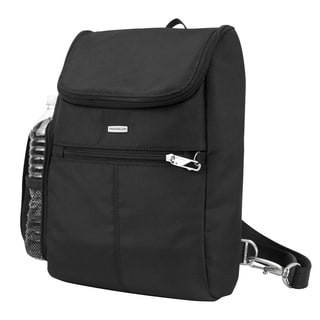 Travelon Anti-Theft Classic Small Black Convertible Backpack