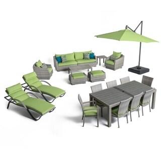 Cannes 20pc Estate Set - Ginkgo Green