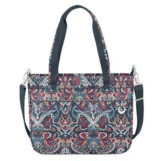 Travelon Anti-Theft Boho Summer Paisley Tote Bag|https://ak1.ostkcdn.com/images/products/14678699/P21212958.jpg?impolicy=medium