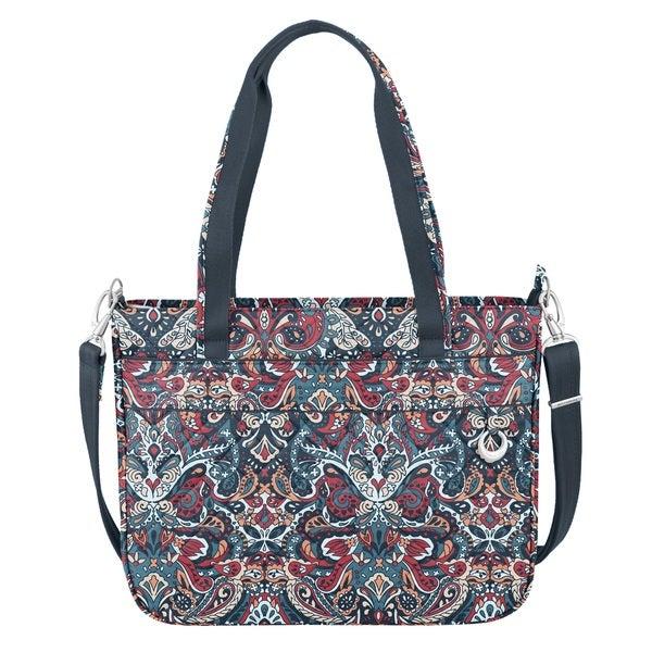39c34251863e Shop Travelon Anti-Theft Boho Summer Paisley Tote Bag - Free ...