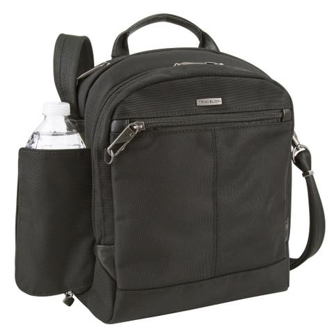 Travelon Anti-Theft Concealed Carry Tour Crossbody Bag